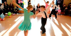 Польза бальных танцев для детей