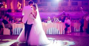 Танец жениха и невесты – важный этап свадьбы