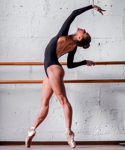 Описание танца Балет