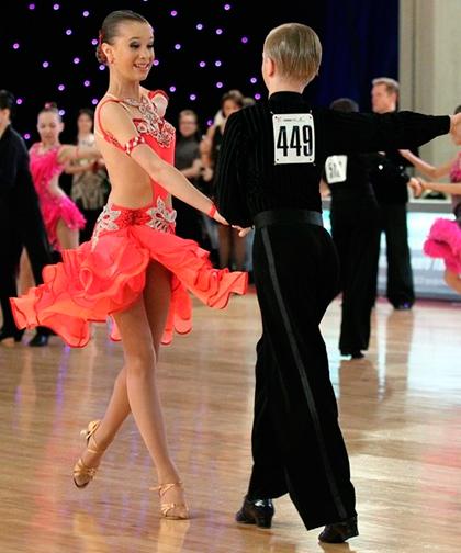 Описание танца Танец Ча-Ча-Ча