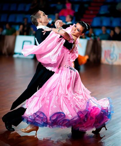 Описание танца Европейские танцы