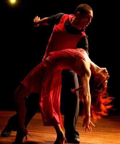 Описание танца Клубная Латина