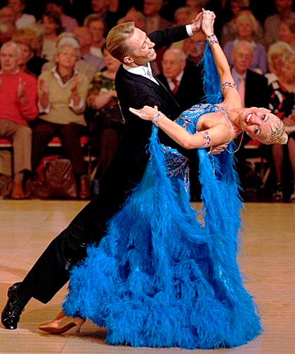 Описание танца Медленный Вальс