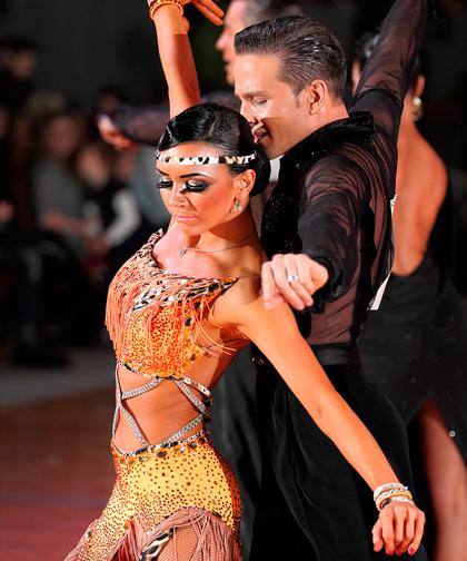 Описание танца Танец Румба