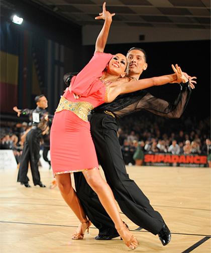 Описание танца Танец Самба