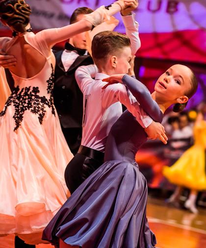 Описание танца Спортивные бальные танцы