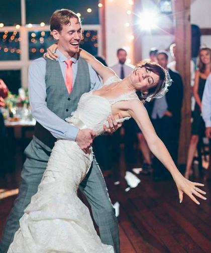 Описание Постановка свадебного танца