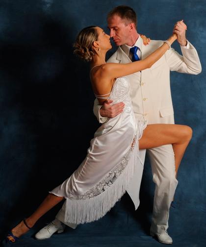 Описание танца Танец Танго